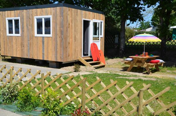 location-mobil home bois