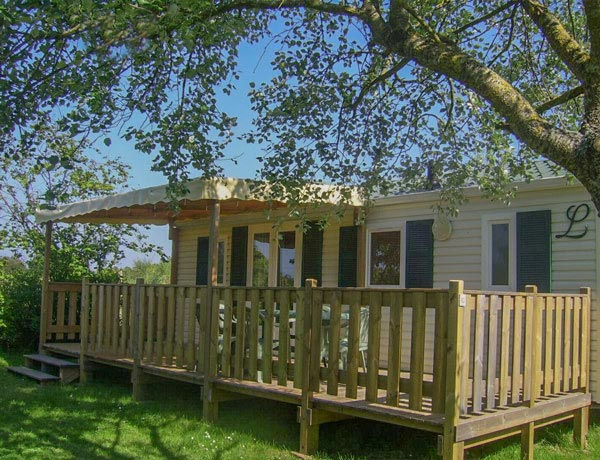 location mobil home vendee